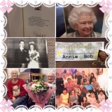 70 years of marriage for Annie & Bob
