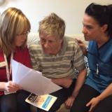 Raising awareness of Parkinson's