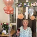 Kath's 80th birthday surprise