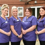 Care home quartet commit to nursing skills