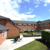 Care home links up with surgery
